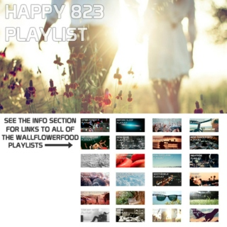 Happy 823 Playlist - An Indie Dance & Synth Pop Playlist