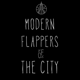 Modern Flappers of the City