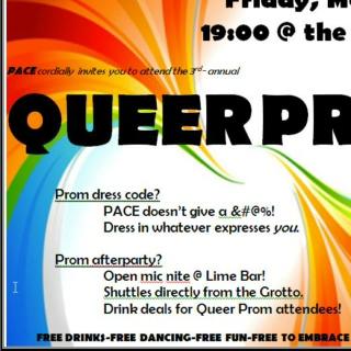 QUEER PROM 2013 @ FC, CH