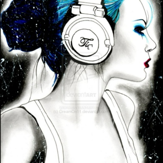 Chill out get lost in the music