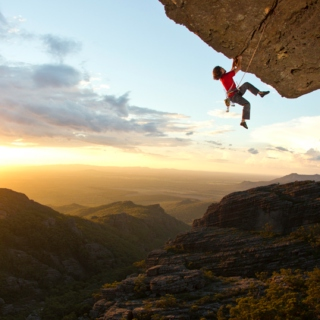 Life´s a climb, but the view is great!