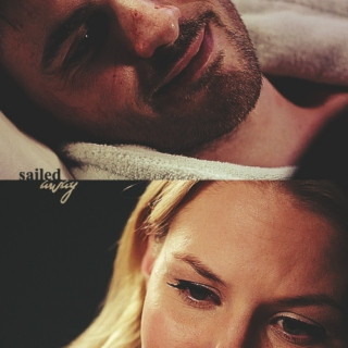 sailed away → a captain swan mix