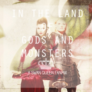 gods and monsters: a swan queen mix