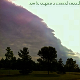 how to acquire a criminal record