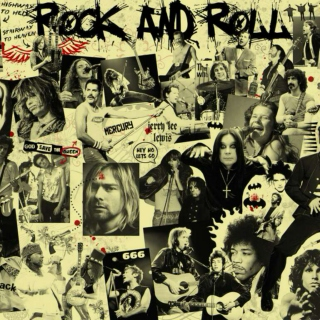 Rock N' Roll Aint Noise Pollution