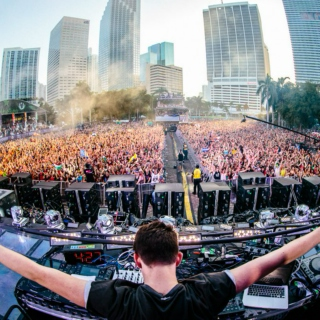 Ultra Music Festival Miami 2013 mix