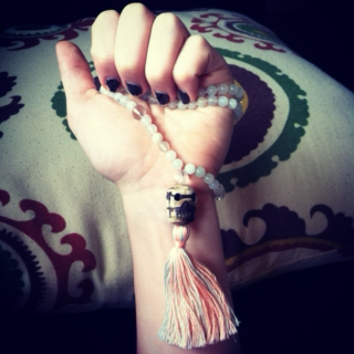 Holla for Your Mala
