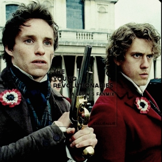 the young revolutionaries; les mis