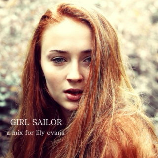 girl sailor: a mix for lily evans