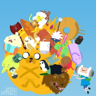 Adventure Time: The Playlist
