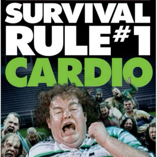 Rocking cardio for the end of the world!