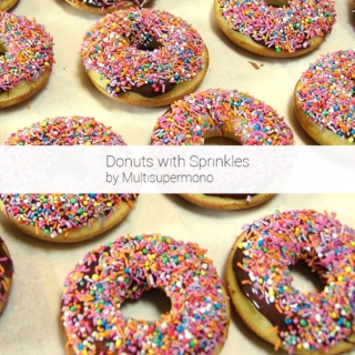 Donuts With Sprinkles