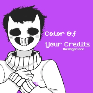 Color Of Your Credits
