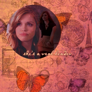 She's A Real Leader [a Lydia Martin fanmix]
