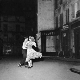 Let's Stay In Love. And Go Dancing.