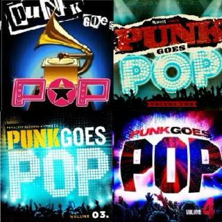 Punk Goes Pop.