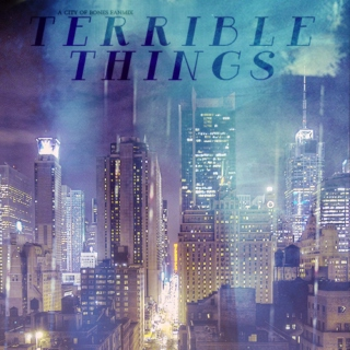 Terrible Things: A City of Bones Fanmix