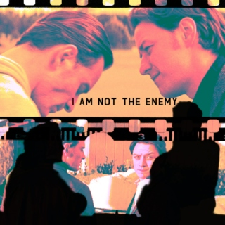 I Am Not The Enemy [a Charles/Erik fanmix]