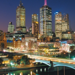 One Night in Melbourne
