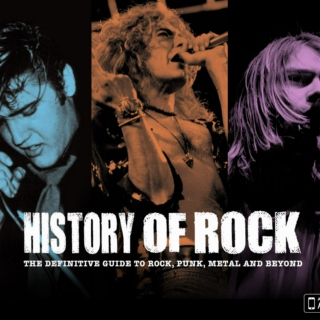 Brief History of Rock N' Roll +100