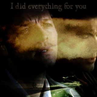 I Did Everything For You [a Dean Winchester and Castiel fanmix]