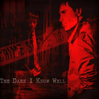 The Dark I Know Well [a Charles/Erik AU fanmix]