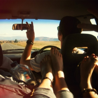 The Ultimate Roadtrip Playlist