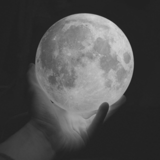 The Moon in My Hand