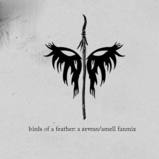 birds of a feather | a zevran/amell fanmix