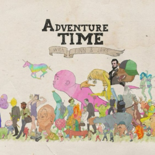 Adventure Time Covers