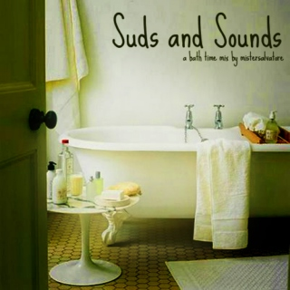 Suds and Sounds: a bath time mix