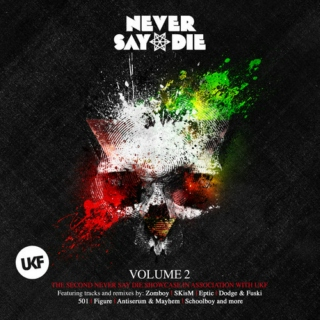 Never Say Die UKF Vol.2 Album