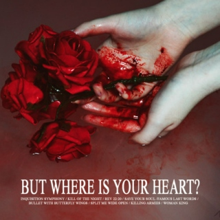 Where's Your Heart?