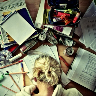 Time to STUDY.