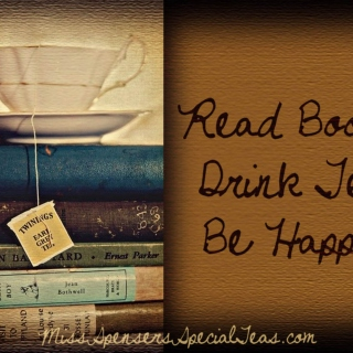 sit, read, drink tea, and study