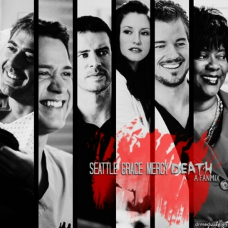 Seattle Grace Mercy Death (A Fanmix)