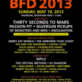 BFD 2013