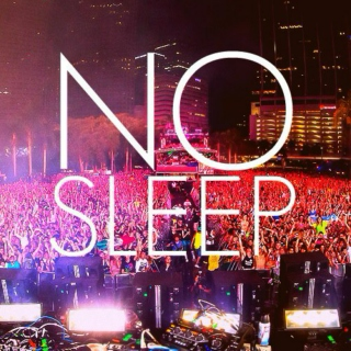 NO SLEEP! UNLIMITED DANCE!