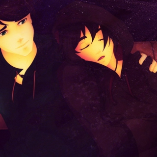 i will bury you all safe and sound ;; percy jackson/nico di angelo