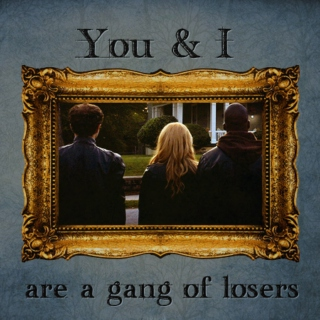 You & I are a Gang of Losers [an Isaac, Erica, & Boyd fanmix]