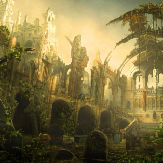 Story Scenes: Amongst the Ruins