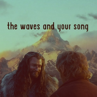 the waves and your song