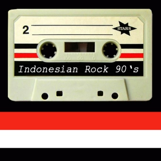 TOP 30 Indonesian 90s Rock