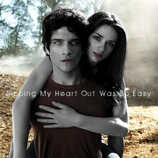 Teen Wolf Fanmix / Scott & Allison / Ripping My Heart Out Was So Easy