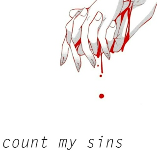 count my sins
