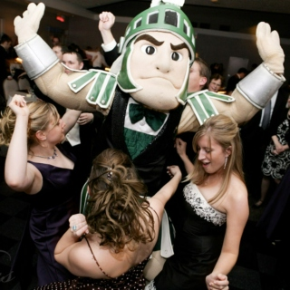 Sparty On Tailgate Mix