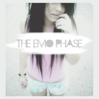 the 'emo' phase