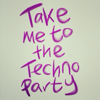 Party Love Techno Pump