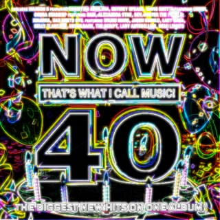 NOW! 40 (The Remixes)