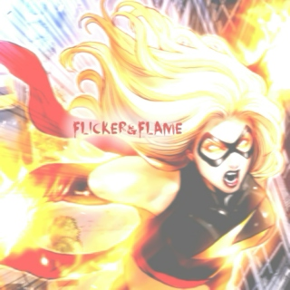 Flicker & Flame